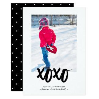 Bonbon küsst | den glücklichen Tag Valentines mit Karte