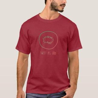 """Bonbon wie, Bro"" Regenbogen-NeuseelandKiwifruit T-Shirt"
