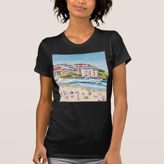Bondi Strand-Leben T-Shirt