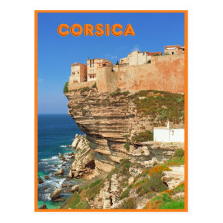 Bonifacio, Korsika, Frankreich Postkarten