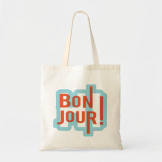 Bonjour Budget-Taschentasche Tragetasche