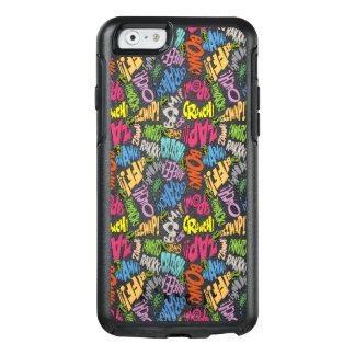BONK ZAP ABBRUCH Muster OtterBox iPhone 6/6s Hülle