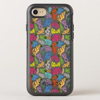 BONK ZAP ABBRUCH Muster OtterBox Symmetry iPhone 7 Hülle