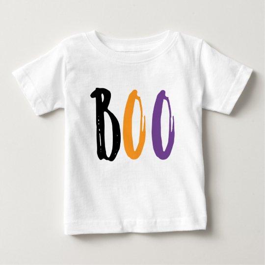 BOO Halloween-T-Stück Baby T-shirt