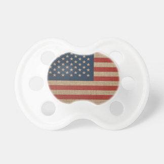 BooginHead® Schnuller mit USA-Flagge