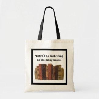 Bookaholic Spaß Tragetasche