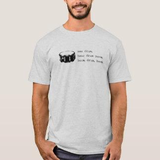 Boom, Trommel, Boom T-Shirt