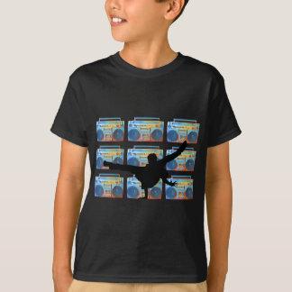 Boombox B-Junge T-Shirt
