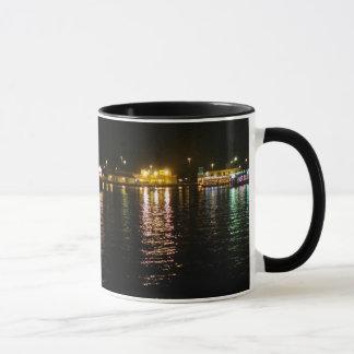 Boot und Lichter Tasse
