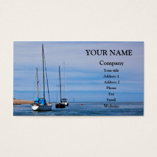 Boote Visitenkarte