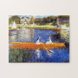 Bootfahrt auf der schönen Kunst der Seines Renoir