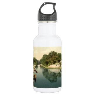 Bootfahrt bei Camberley II, Surrey, England Trinkflasche