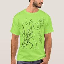 Bop das Leben T-Shirt