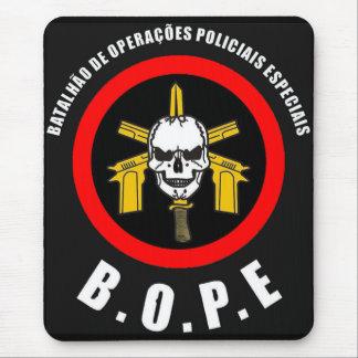 BOPE Tropa De Elite Brazilian Mauspad