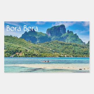 Bora Bora Aufkleber