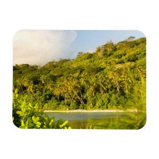 Bora Bora, îles de société, Polynésie française Magnet Souple