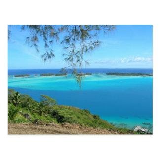 Bora Bora Postkarte