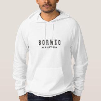Borneo Malaysia Hoodie