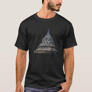 Borobudur Stupa T-Shirt