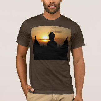 Borobudur Tempel-Indonesien-T-Shirt T-Shirt