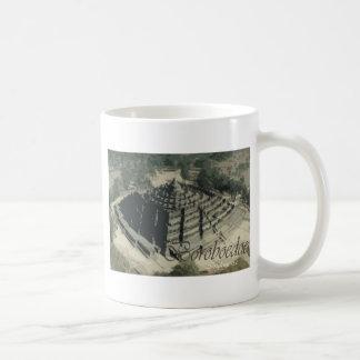 Borobudur Tempel Screnary Kaffeetasse