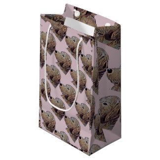 Börse Geschenk Golden Kleine Geschenktüte