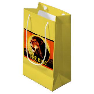 Börse Geschenk The King Kleine Geschenktüte