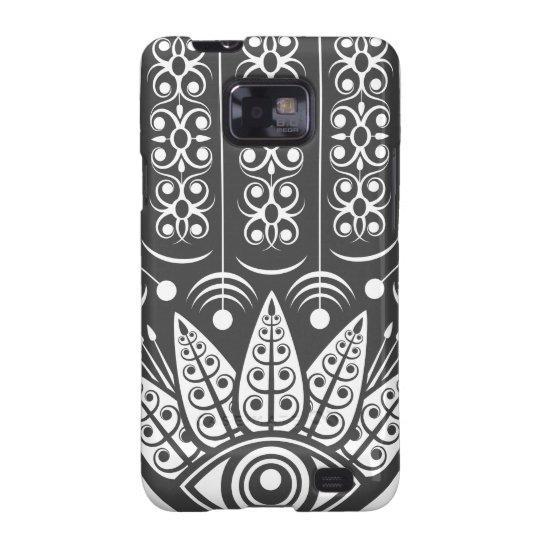 Böser Blick, Nazar, Charme, Glück, Schutz Samsung Galaxy S2 Cover