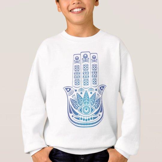 Böser Blick, Nazar, Charme, Glück, Schutz Sweatshirt