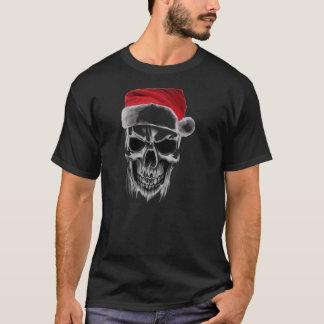 Böser Schädel Sankt T-Shirt