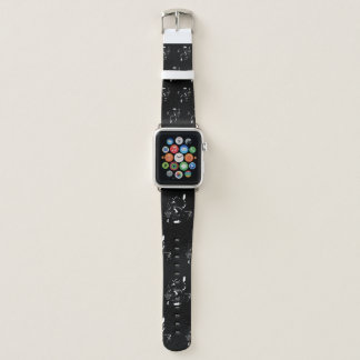 Böses gotisches Skeleton Uhrenarmband Apple Watch Armband