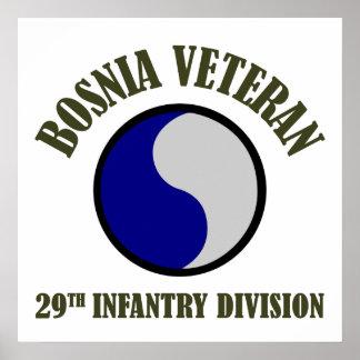 Bosnien-Veteran - 29. Identifikation Poster