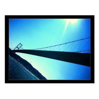 Bosphorus Brücke Postkarte