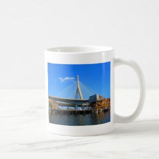 Boston-Brücken-Foto auf Geschenken Kaffeetasse