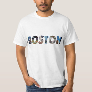 Boston-Stadt T-Shirt