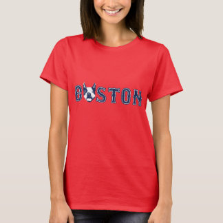 Boston Terrier - Boston blinzeln T-Shirt