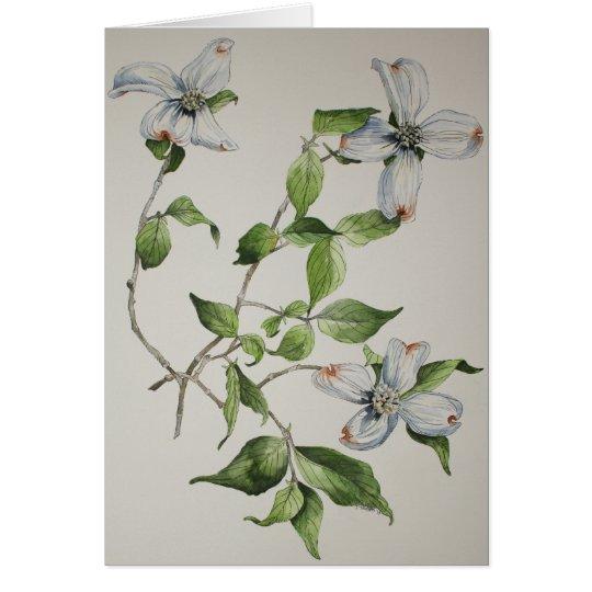 Botanische Grußkarten