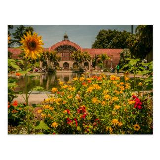 Botanischer Garten-Balboa-Park Postkarte