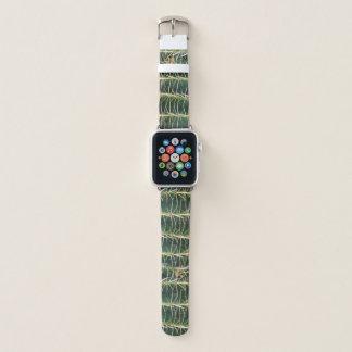 Botanisches tropisches Kaktus-Foto Apple Watch Armband