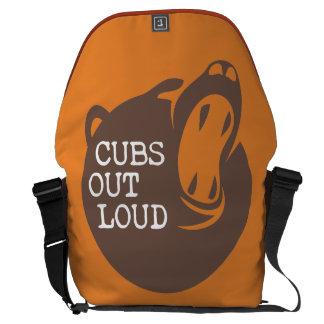 Bote-Tasche Spalten-Logo-V3 Kuriertaschen