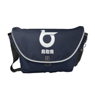 Bote-Tasche Tottori Kamon Kuriertaschen