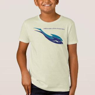 Botschafter der Umwelt-Kinder T-Shirt