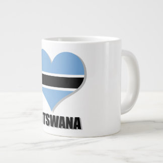 Botswana Jumbo-Tasse