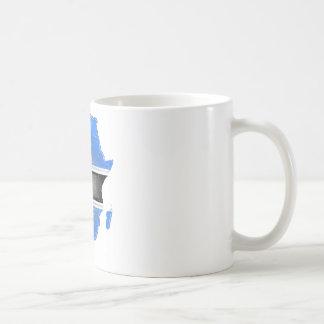 Botswana Kaffeetasse