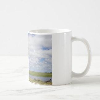 Botswana-LandschaftsTasse Kaffeetasse