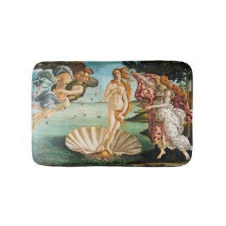 BOTTICELLI - Die Geburt von Venus 1483 Badematte