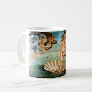 BOTTICELLI - Die Geburt von Venus 1483 Kaffeetasse