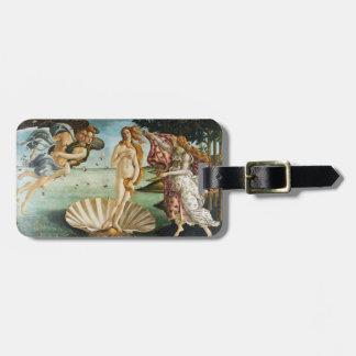 BOTTICELLI - Die Geburt von Venus 1483 Kofferanhänger