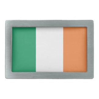 Boucle de ceinture de drapeau de l'Irlande