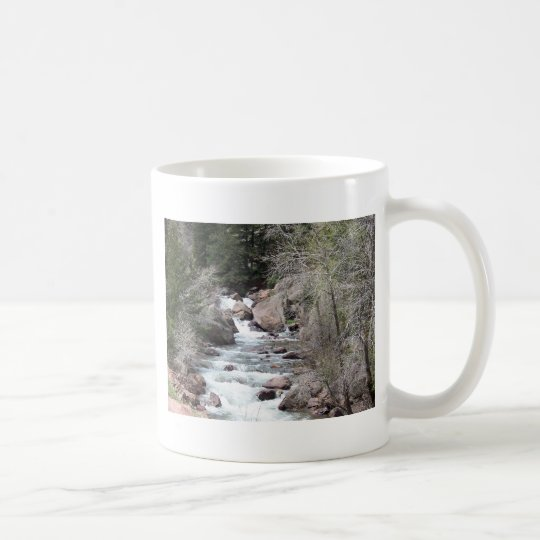 Boulder-Nebenfluss Kaffeetasse